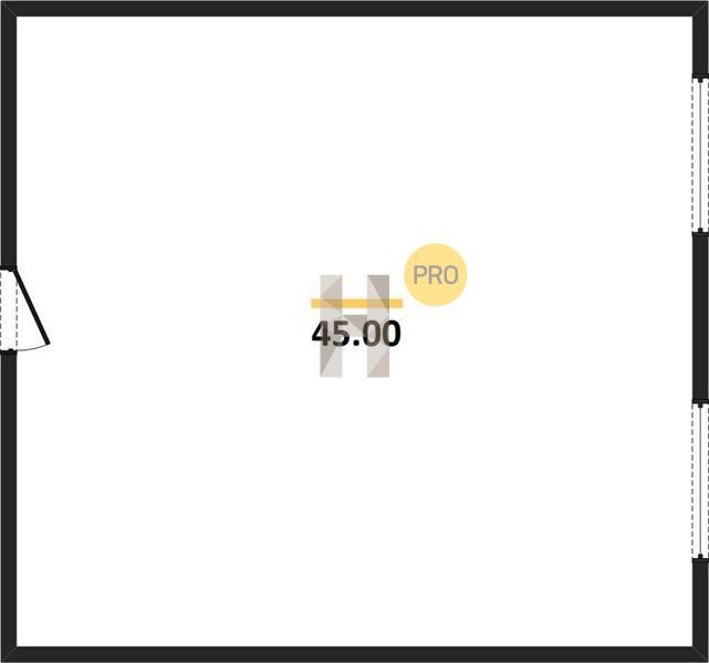 1-комнатная квартира в ЖК Кварталы 21/19